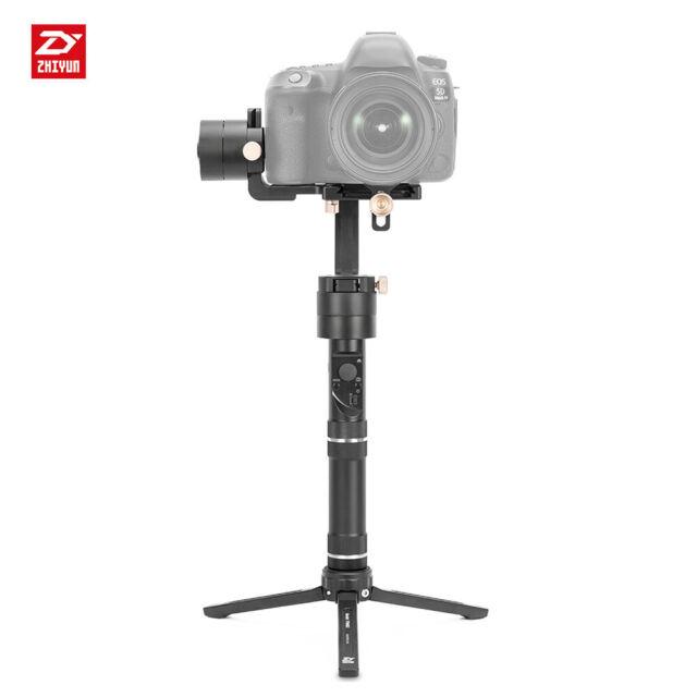 ZhiyunTech Crane Plus Handheld Gimbal Stabilizer for Mirrorless DSLR Camera NEW