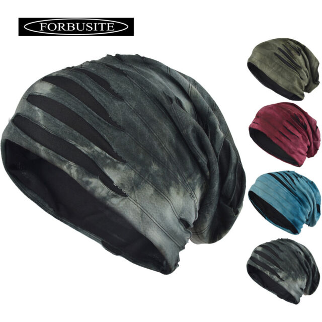 Hemp Summer Beanie Slouchy Cooling Knit Hat Unisex Men Women CHARM Casualbox