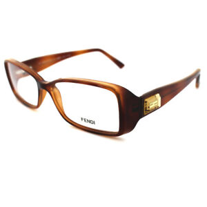 bc27b951729 Fendi Frames Glasses 896 218 Light Havana Tortoiseshell 750666917319 ...