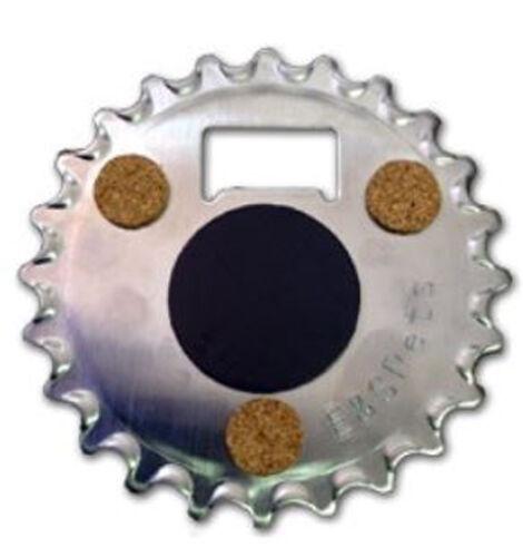 Chihuahua tan dog coaster magnet bottle opener Bottle Ninjas magnetic