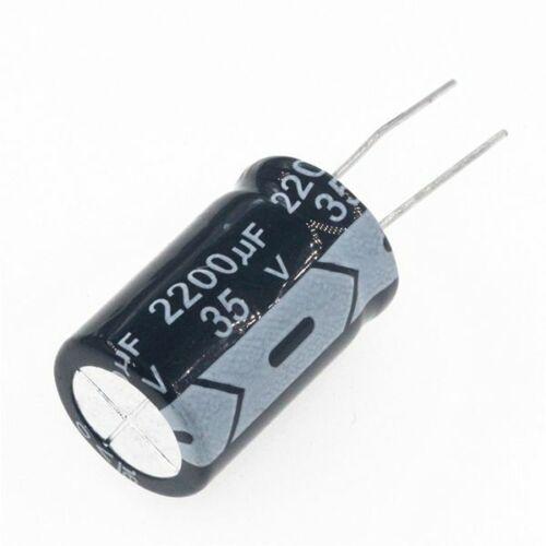 elektrolyt kondensatoren 35v 1000uf 1500uf 2200uf 3300uf 4700uf 6800uf mfd