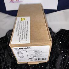 New Swb 5 Killark 34 Expolsion Proof Feed Through Box