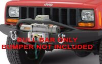 Smittybilt XRC Front Bumper Bull Bar Option 1984-2001 Jeep Cherokee XJ 76811
