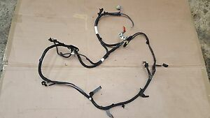 Peugeot 207 14 Petrol 8FS Alternator Starter Wiring loom harness