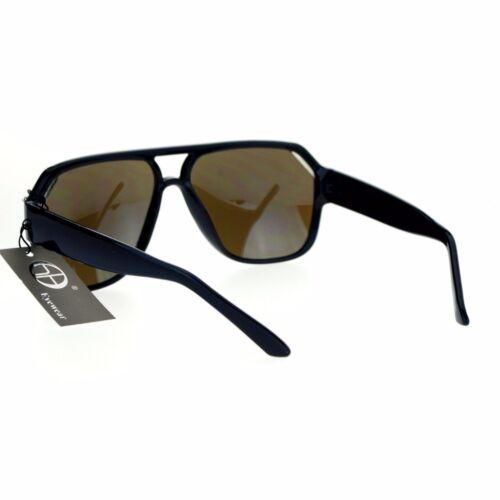 Flat Top Designer Fashion Sunglasses Unisex Retro Stylish Shades UV 400