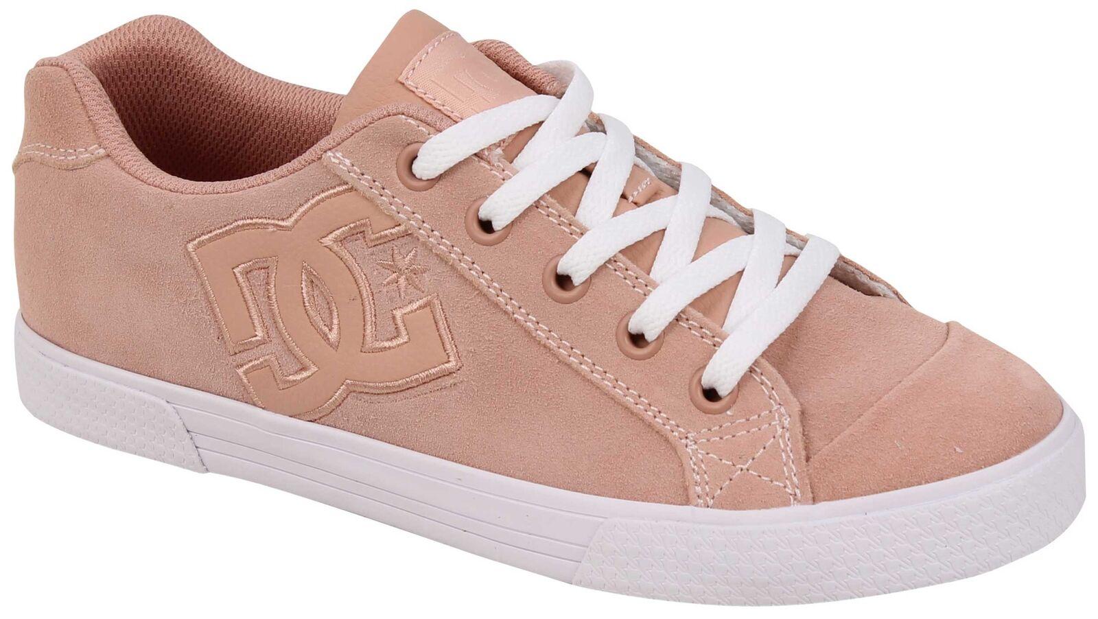 DC Para Para Para Mujer Chelsea Zapato-Peach Parfait se-Nuevo  apresurado a ver
