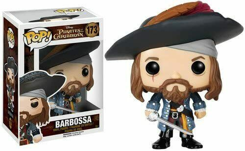 Funko Pop Disney Pirates-Barbossa Action Figure NEW