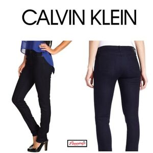 SALE-Calvin-Klein-Ultimate-Skinny-Women-039-s-Jeans-VARIETY-SIZE-amp-WASH-Ships-H52