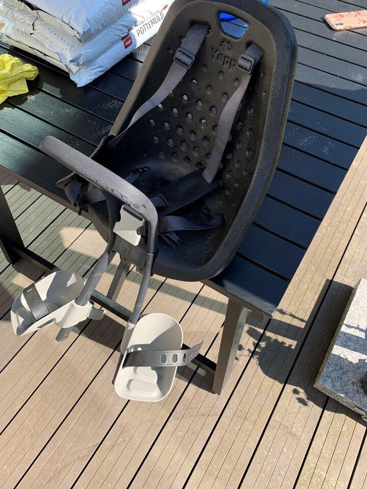 Cykelstol, op til 18 kg , Yepp