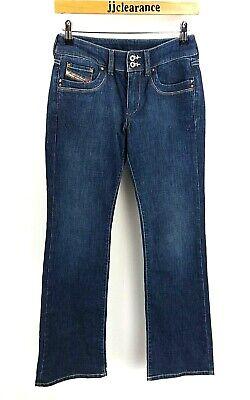 Haben Sie Einen Fragenden Verstand Diesel Womens Jeans W27 L32 Blue Cotton Denim Durch Wissenschaftlichen Prozess