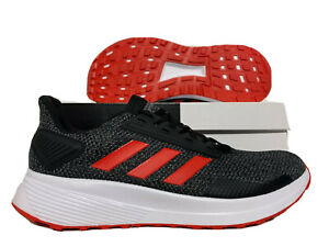 Details about adidas Duramo 9 Men's Running Shoes Black Active Red Grey SZ ( G28902 )
