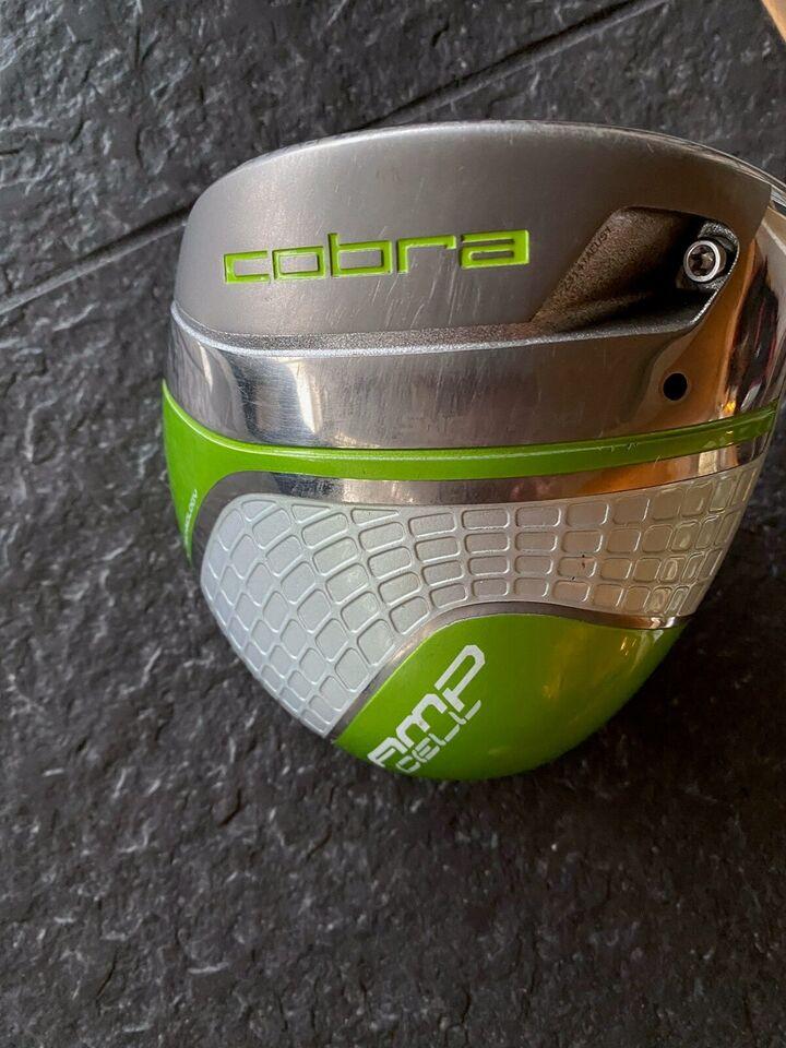 Andet golfudstyr, Cobra AMP Driver
