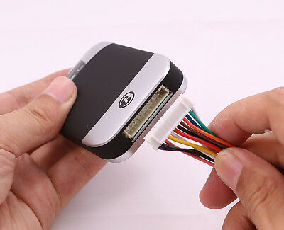 Coban Vehicle Tracker Gps303H hidden Car GSM Tracker Burglar Alarm Devices box