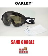 OAKLEY® L FRAME™ OVER GLASSES GOGGLES SAND MX ATV MOTO MOTORCYCLE + BONUS LENS