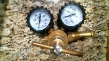 Uniweld Rhp400 Nitrogen Regulator With 0 400 Psi Delivery Pressure Free Shipping