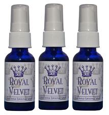 Royal Velvet  Deer Antler Liposomal Neurotrophin Spray with IGF-1 (3) 1 oz each
