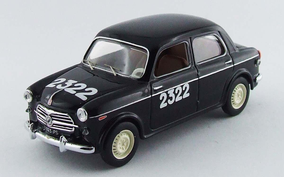 Fiat 1100103  2322 Did Not Arrive Mille Miglia 1955 P. Taliani 1 43 modello RIO