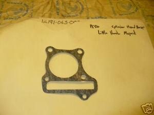 LOT OF 2 GENUINE HONDA CA200 CT200 CYLINDER BASE GASKET