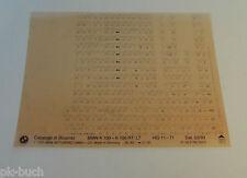 Microfich Catalogo di Ricambi BMW K 100 - K 100 RT / LT  Stand 03/1993