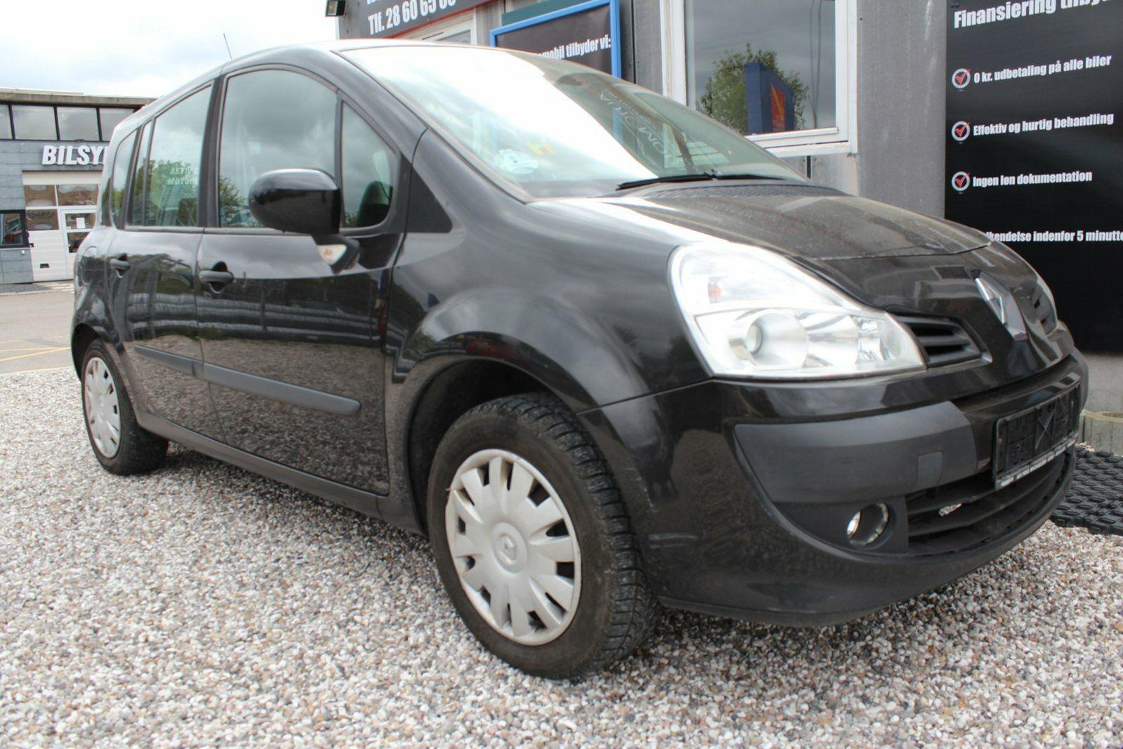 Renault Modus 1,5 dCi 65 5d
