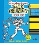 The Misadventures of Max Crumbly 1: Locker Hero by Rachel Ren Russell (CD-Audio, 2016)