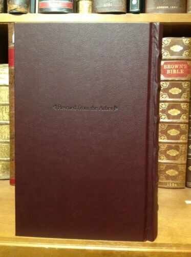 """1769 /""""Revised Standard Oxford Edition/"""" of the 1611 King James Bible Facsimile"""