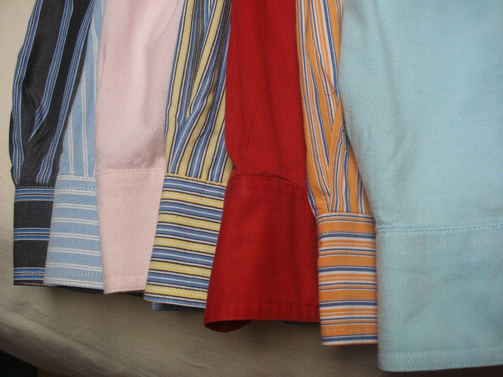 Chaps Shirts Men's Medium Lot of 7