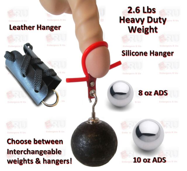 Penis weights penis hanging systems