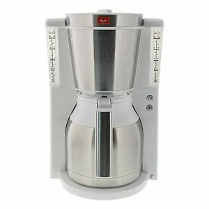 Melitta-Coffee-Maker-of-Filter-Jug-Isothermal-Selector-Scent-Look-Therm-Deluxe