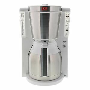 Melitta-Kaffeemaschine-von-Filter-Krug-Isotherm-Waehler-Aroma-Look-Therm-Deluxe