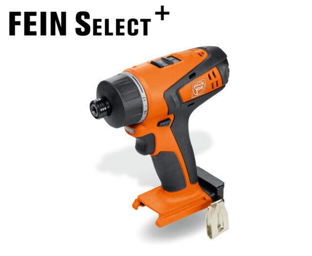 Fein 2-gang batería-taladro Absu 12 w4 Select/12 V | 71132164000
