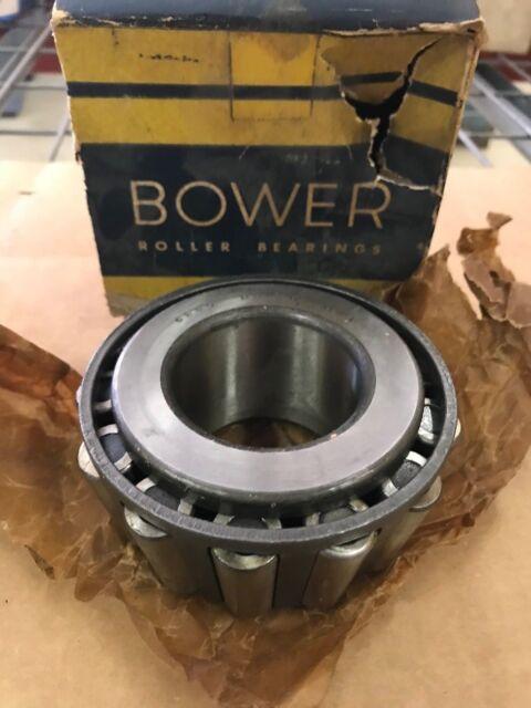 BOWER P//N 598 TAPERED ROLLER BEARING 598