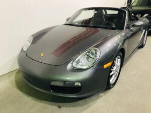 07 Porsche Boxster