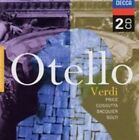 Verdi: Otello [1977 Recording] (CD, Feb-1999, 2 Discs, Decca)