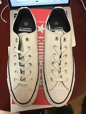 Converse x Fragment Design Chuck Taylor 1970s Tuxedo White Size US8 / UK8 DS