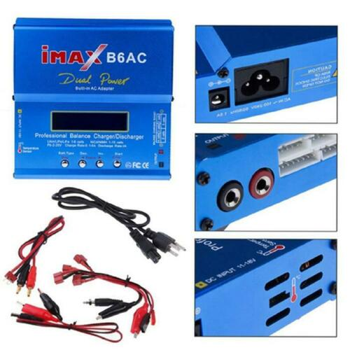 IMAX B6 AC 80W RC Lipo Battery Balance Charger Li-po NiMH Battery Chargeur