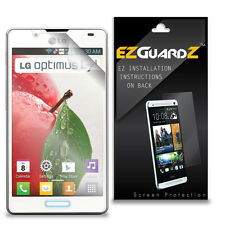 2X EZguardz LCD Screen Protector Cover HD 2X For LG Optimus L7 II (Ultra Clear)