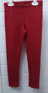 7b2e4fd955240 Kids Girls Size 4 / 5 Red Leggings US Target Brand Cat & Jack ...