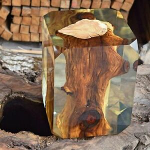Resina-Epoxi-transparente-Ultra-Baja-Viscosidad-3D-Mesa-de-Rio-Arte-Penny-piso-300gr-Gramo