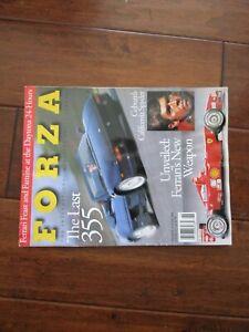 FORZA-MAGAZINE-FERRARI-Issue-23-June-2000-F355-Feature