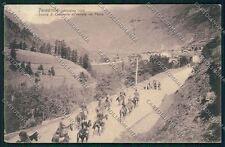 Torino Fenestrelle PIEGHINE cartolina QK1430