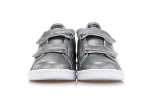 60 Smith Salex Eu Stan Silver Double 38 Adidas Uk 5 Fast Leather Nh06 Straps q7AOa