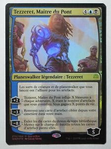 Tezzeret-Maitre-du-Pont-FOIL-Promo-MTG-Magic-Francais