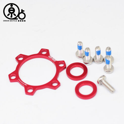 Boost Hub Conversion Kit Rear 142*12 to 148*12 Adapter Boost Fork Al 6061-T6 CNC