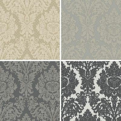 Marburg Empire Venice Damask Pattern