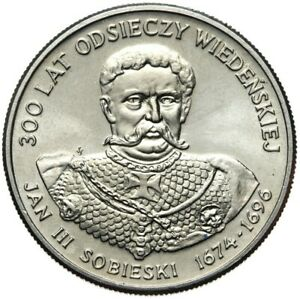 Gedenkmuenze-Polen-50-Zlotych-1983-JAN-III-SOBIESKI-1674-1696-Stempelglanz-UNC