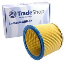 2x Rund-Filter Lamellenfilter gelb für Alaska WVC 1600