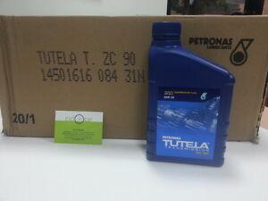 10-LT-OLIO-PETRONAS-TUTELA-T-ZC-90-PER-TRASMISSIONE-PORTER-QUARGO-APIGL3-80W-90