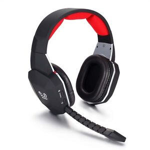 wireless gaming headset bluetooth headphone with mic for. Black Bedroom Furniture Sets. Home Design Ideas