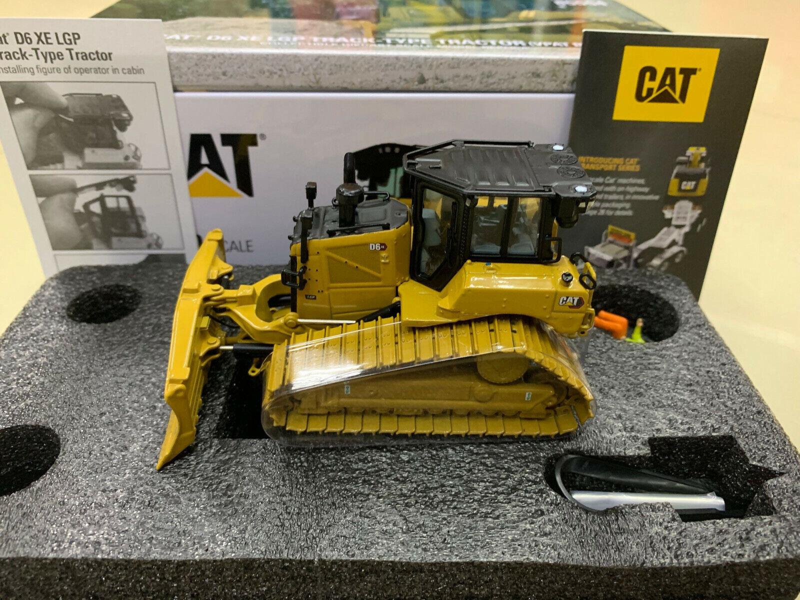 la red entera más baja Cat Caterpillar D6 D6 D6 xe LGP Pista Tractor Dozer 1 50 por Diecast Masters 85554  comprar marca